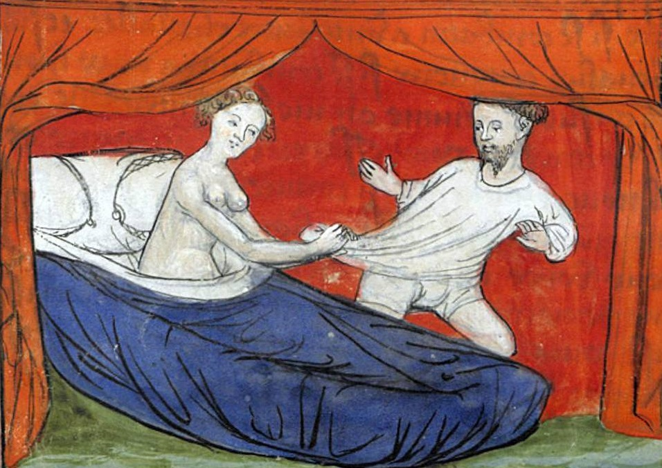 """""""Penis investigators"""": Erectile dysfunction in the Middle Ages"""