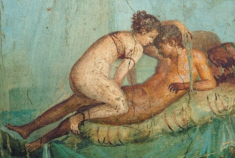Roman graffiti: the cute, the funny and the bawdy